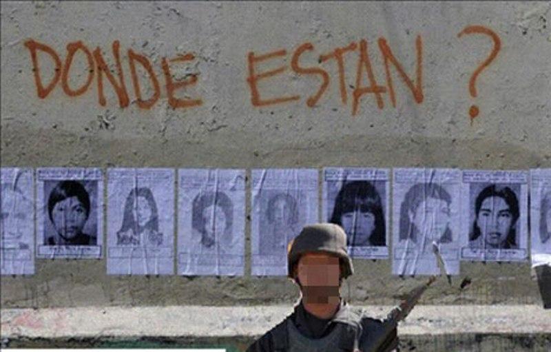 Desaparecer, el otro infierno en Sinaloa