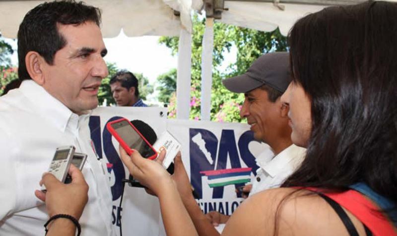 """""""A mí no me consultaron para la iniciativa de reeleción en la UAS"""": Cuen"""
