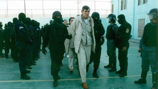 Trasladan a Miguel Félix Gallardo a penal de Jalisco