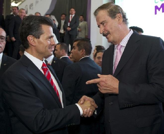 Vicente Fox y su hijo, en la mira de la Unidad de Inteligencia Financiera