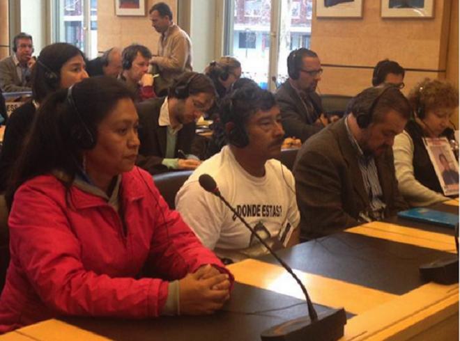 El gobierno de México no puso decir ante la ONU cuántos desaparecidos hay