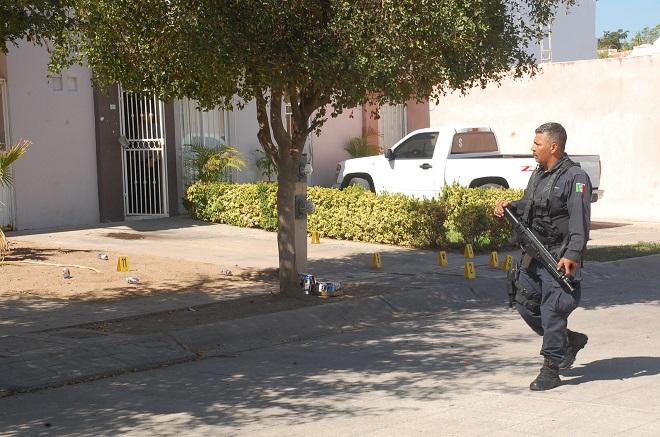 Asesinan de 8 balazos a joven mujer en Acueducto
