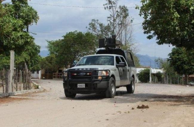 Golpea Marina a pobladores de Badiraguato en busca de Caro Quintero