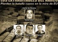 SINALOA: LOS EXTRADITABLES DEL NARCO