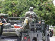 Guardia Nacional se suma a trabajos preventivos por temporada de lluvias