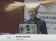VIDEO | 'Saludos, hijos de la chingada', suelta Rubén Albarrán en el Senado