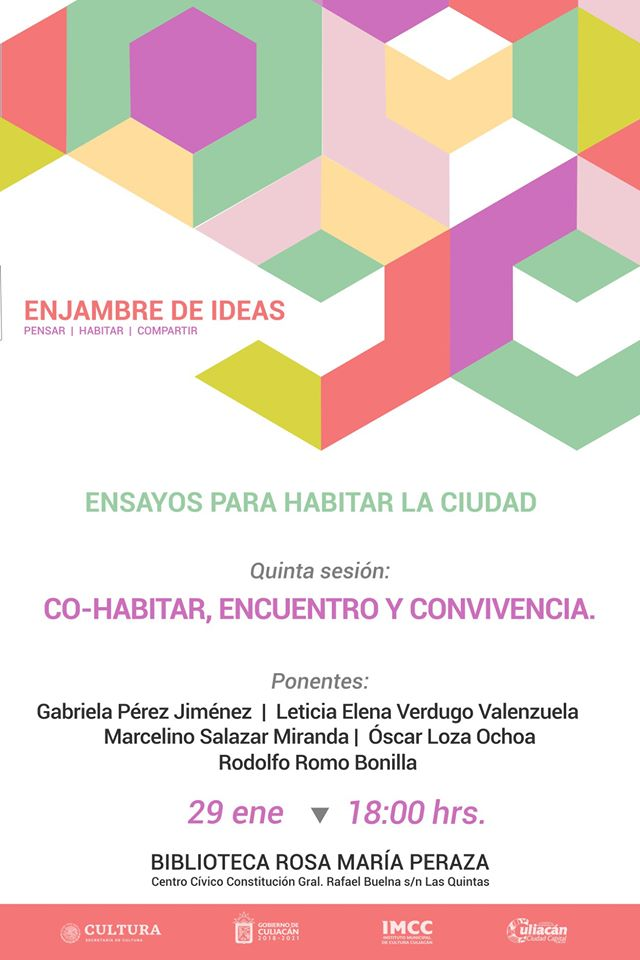 enjambre de ideas