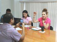 Ante situaciones de crisis, debe operar salario emergente: Armenta de la Rocha