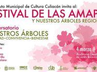 Culiacán | Realizarán 'Festival de las Amapas y nuestros árboles regionales'