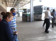 Estatal | Gobierno del Estado regalará cubre bocas a los usuarios del transporte público