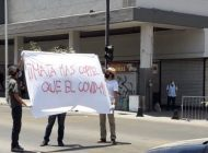 """""""Mata más Coppel que el coronavirus"""". Se manifiestan empleados"""