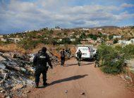 Seguridad | Arrojan cuerpo en camino de terracería por la salida sur de la Culiacán