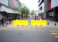 Culiacán | Ciudadanos apoyan la decisión de volver peatonal el primer cuadrante del centro