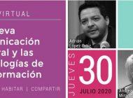 En línea | IMCC invita a charla sobre comunicación y pandemia