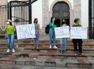 Jóvenes marchan para exigir justicia por Lidia Andree