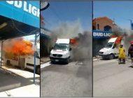 Nacional | Tamaulipas cumple tres días con atentados a camiones y oficinas de multinacional