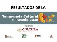 Cultura | Da a conocer a los participantes para la Temporada Cultural de Otoño 2020