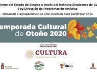 ISIC invita a creadores escénicos a participar en la Temporada Cultural de Otoño