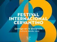 Cultura | Liberan programación del Festival Cervantino 2020, en formato virtual