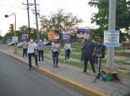 Jóvenes toman las calles para ayudar y concientizar ante Covid-19