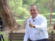 """""""Sinaloa necesita gente con experiencia y gobernanza probada"""": Gerardo Vargas"""