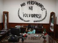 Nacional | Secretaria de Gobernación entabló diálogo con colectivas que tomaron CNDH
