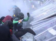 Nuestro exhorto es que se cumplan los derechos de libre manifestación sin violencia: AMLO