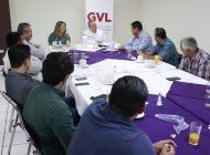 Gerardo Vargas busca mayor impulso en reactivación económica