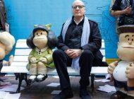 """Fallece Joaquín Salvador Lavado, mejor conocido como """"Quino"""", creador de Mafalda"""