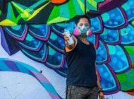 Presentan de manera virtual el Códice Starbuckstlán del artista visual Santiago Robles
