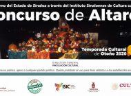 Convocatoria | Invitan a concurso de altares alusivo al Día de Muertos