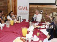 Al margen de camisa política juntos podemos hacer un mejor Sinaloa: Vargas Landeros