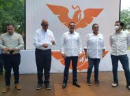 Sergio Torres se lanza a la gobernatura por Movimiento Ciudadano