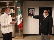 Gobernador nombra a Vicente López Portillo Tostado, nuevo coordinador de Asesores