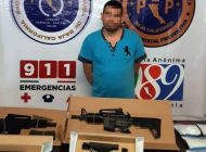 """Detienen a """"Boca de Bagre"""", presunto líder de sicarios del Cártel de Sinaloa"""