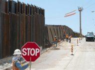 Joe Biden declara que muro entre Estados Unidos y México no se construirá más