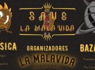 'Save La Malavida'. Organizan evento para evitar desaparición de restaurante