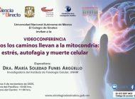 En El Colegio de Sinaloa, Soledad Funes expondrá conferencia sobre muerte celular