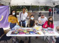 Colecta Donando Sonrisas, para llevar juguetes a niños, es todo un éxito: Barrantes