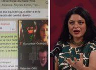 Piden renuncia de Alejandra Fraustro, tras fabulación de Secult contra colectivos