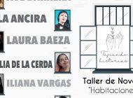 Invitan a participar en programa de talleres de novela con escritoras latinoamericanas
