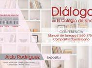 Aldo Rodríguez hablará sobre el compositor novohispano  Manuel de Sumaya