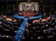 Congreso de Estados Unidos comenzó debate sobre juicio político a Donald Trump
