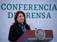 Gobierno dice que hay contención de feminicidios tras reducción de 0.2% en 2020