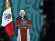 AMLO podría regresar en unos días: Sánchez Cordero