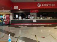 Cinemex cerrarán, indefinidamente, 145 cines del interior de la República