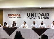 MORENA y PAS hacen alianza, tendrán candidaturas comunes