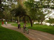 Reforzarán vigilancia en Parque Las Riberas por el 14 de febrero