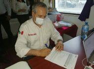 Se registra Gerardo Vargas como candidato a la presidencia municipal de Ahome