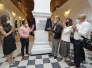 Inauguran Casa de la Cultura de Mocorito